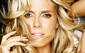 heidi-klum-Hair Exensions