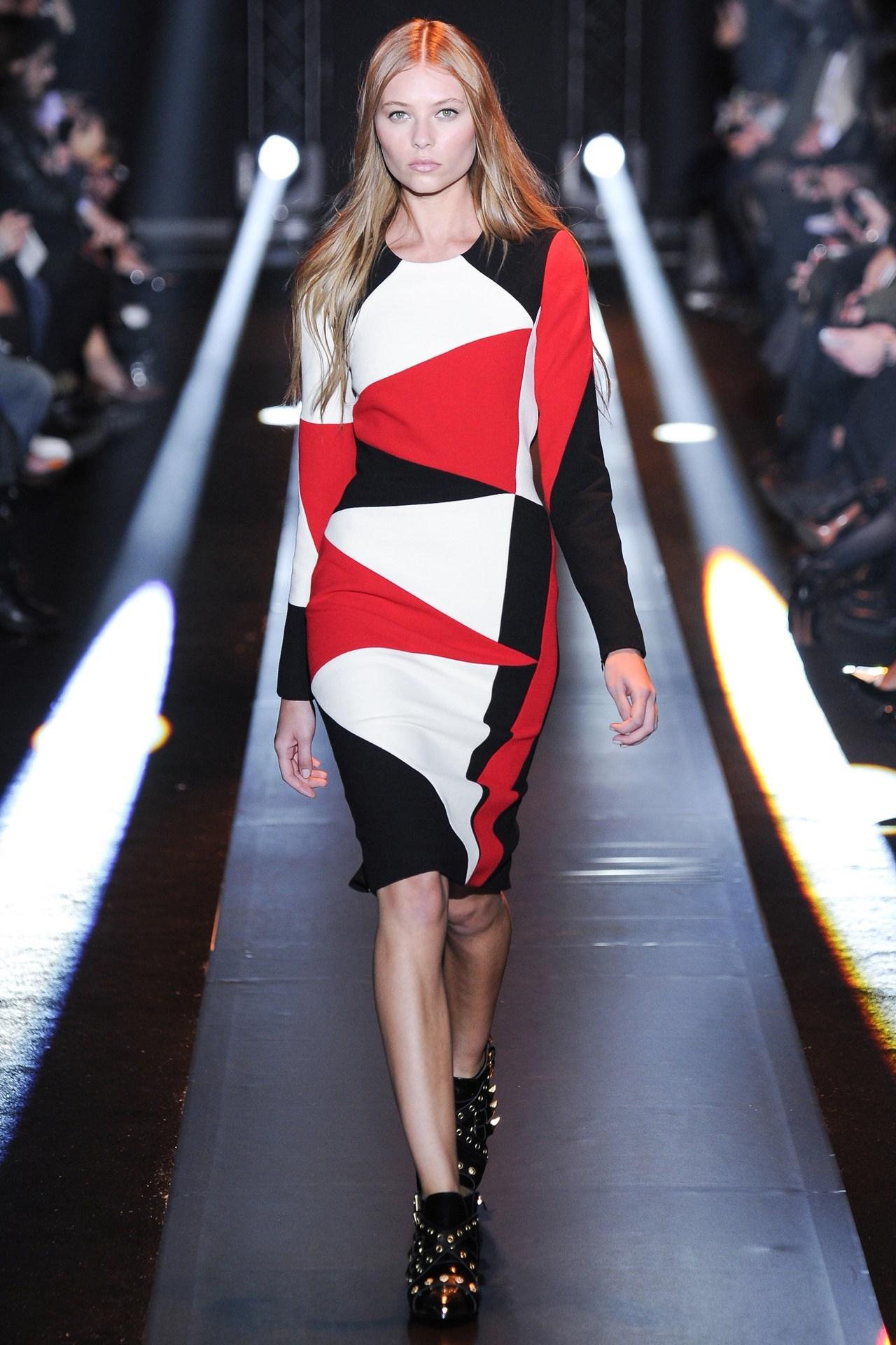 Blonde Model for facebook