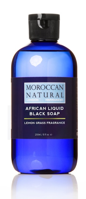 african soap lemon grass 250ml