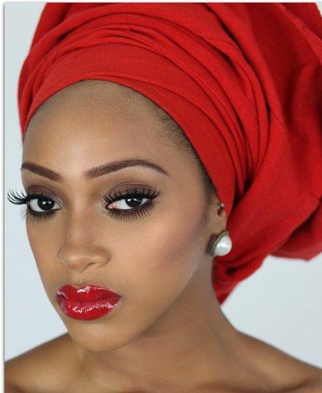 cherelle African Model
