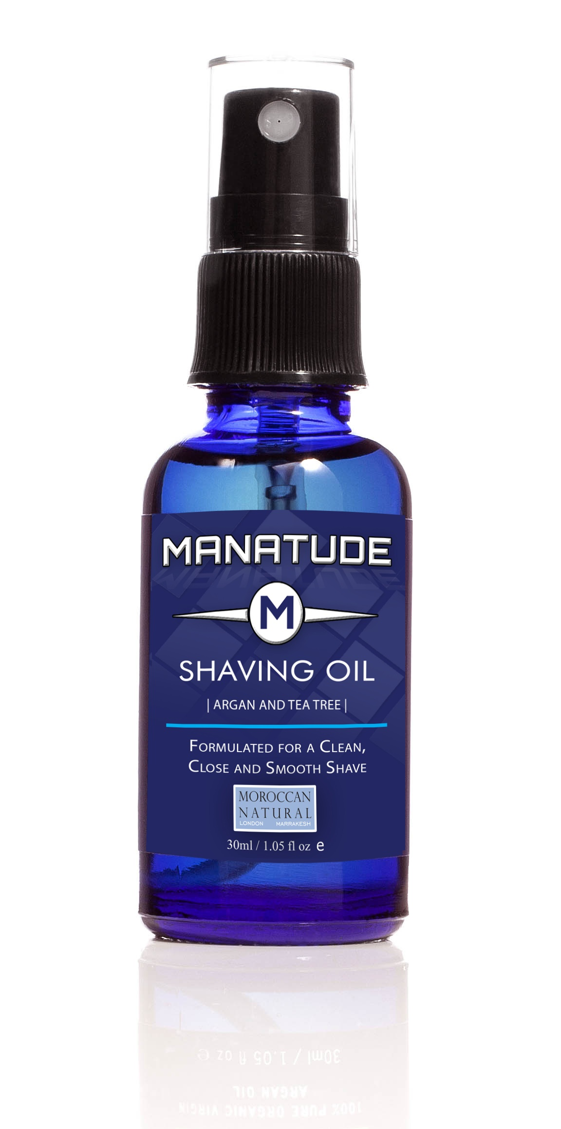 Manatude Shaving Oil 30ml