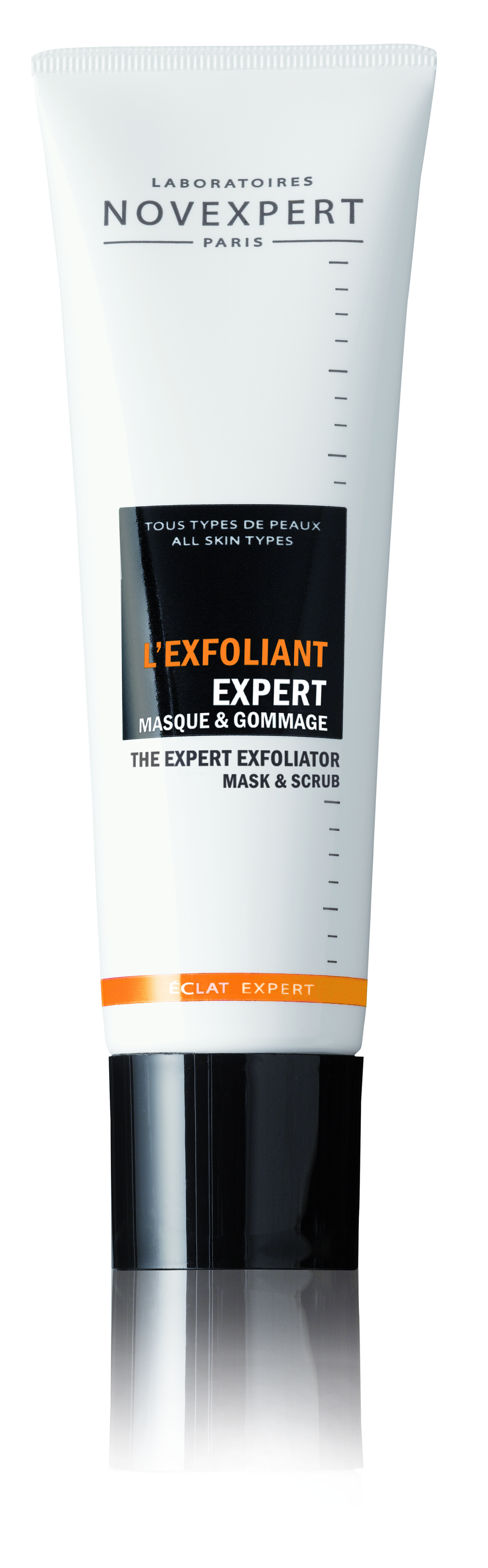The Expert Exfoliator_HD reflection