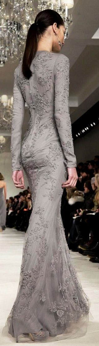 Ralph Lauren Collection, Ready To Wear, Fall Winter, 2014, New York