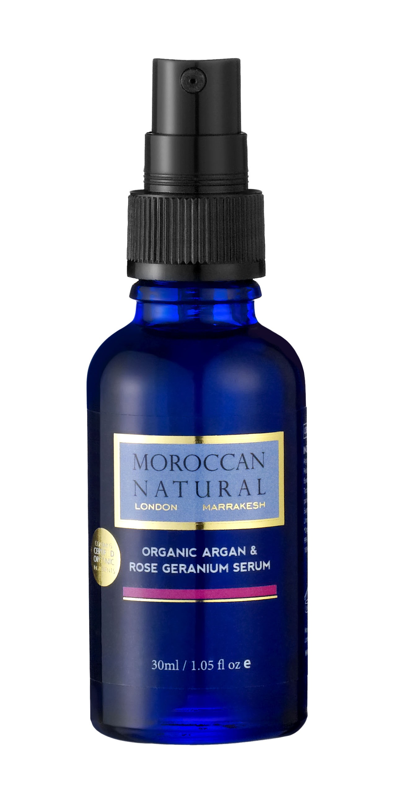 Marroccan Natural_Dec152476015 Argan Rose Serum